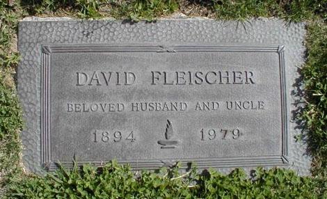 Dave_Fleischer_grave